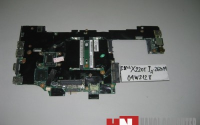 Mainbroad Laptop IBM X220T I7 – 2620M