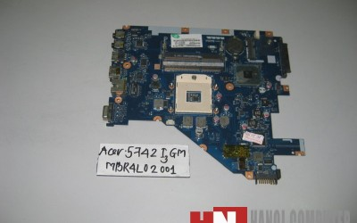 Mainbroad Laptop Acer 5742