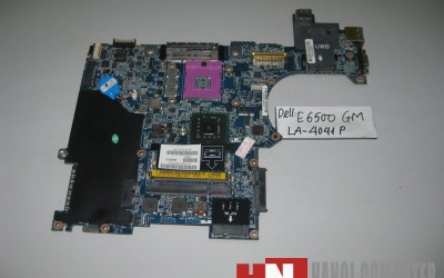 Mainbroad Laptop Dell E6500 GM