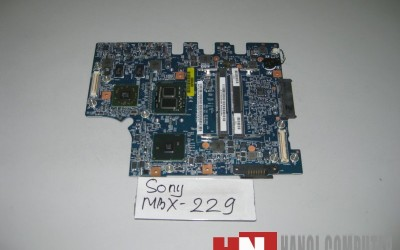 Mainbroad Laptop Sony Y2 MBX-229