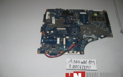 Mainbroad Laptop Toshiba A350