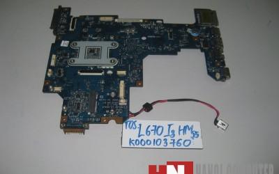 Mainboard Laptop Toshiba L670 HM55