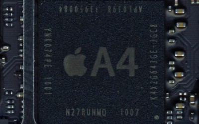 Thay Chip A4 cho IPhone 4