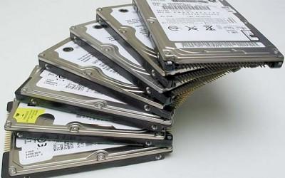 Thay ổ cứng laptop hết bao nhiêu tiền?