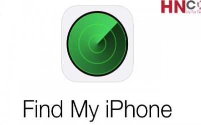 Cách sử dụng ứng dụng tìm kiếm iphone bị mất – find my iphone