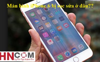 Sửa lỗi màn hình iPhone 6/6 Plus/6s/6s Plus bị sọc