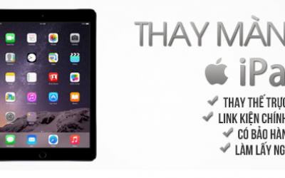 Thay màn hình iPad Mini Hà Nội ở đâu uy tín, bảo hành chu đáo