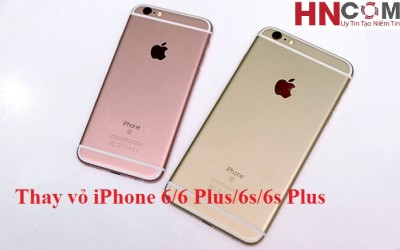 Thay vỏ iPhone 6/6 Plus/6s/6s Plus