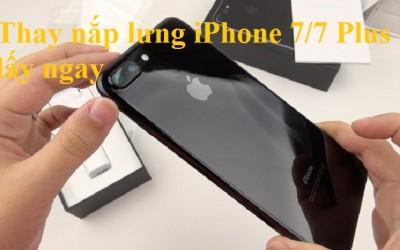 Thay nắp lưng iPhone 7/7 Plus