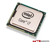 CPU Laptop Quad Core i7 740m