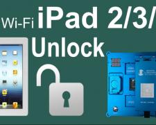 Mở Khóa ICloud IPad 4 (3G)