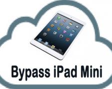 Mở Khóa ICloud IPad Mini (3G)