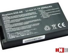 Pin Asus A8 X83V X85C N80V N81 Z99 F50 F8s A8000