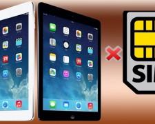 Nguyên nhân khiến iPad Air không nhận sim và những hệ lụy của nó