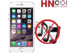 Sửa iPhone 6/6 Plus/6s/6s Plus mất tiếng