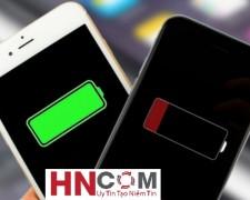 Sửa lỗi iPhone 5/5S/5C hao pin, hao nguồn