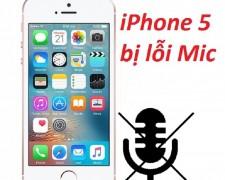 Sửa iPhone 5/5S/5C hỏng Micro