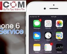 Sửa lỗi iPhone 6/6 Plus/6s/6s Plus mất sóng 3G