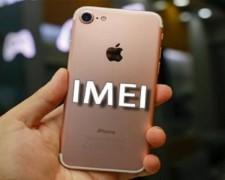 Sửa iPhone 7/7Plus bị mất IMEI
