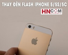 Thay đèn flash iPhone 5/5S/5C