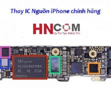 Thay IC nguồn iPhone 5/5S/5C