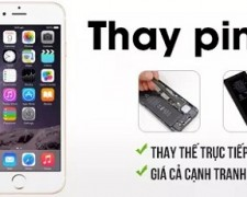 Thay pin iPhone 5/5S/5C