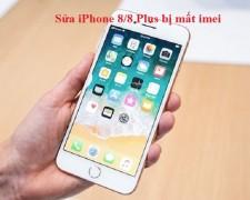 Sửa iPhone 8/8 Plus bị mất imei