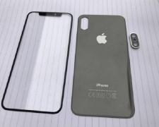 Thay nắp lưng kính iPhone X