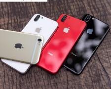 Thay/độ vỏ iPhone7/7Plus lên iPhone X