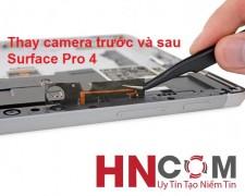Dịch vụ thay camera trước và sau Surface Pro 4 lấy liền tại Hà Nội