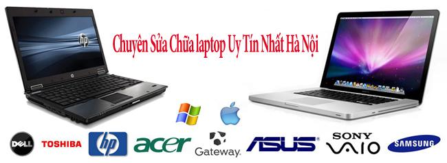 địa chỉ sửa laptop uy tín nhất Hà Nội
