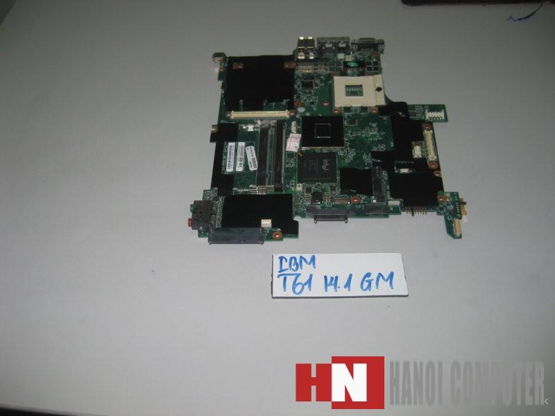 Mainbroad Laptop IBM T61 14.1 GM