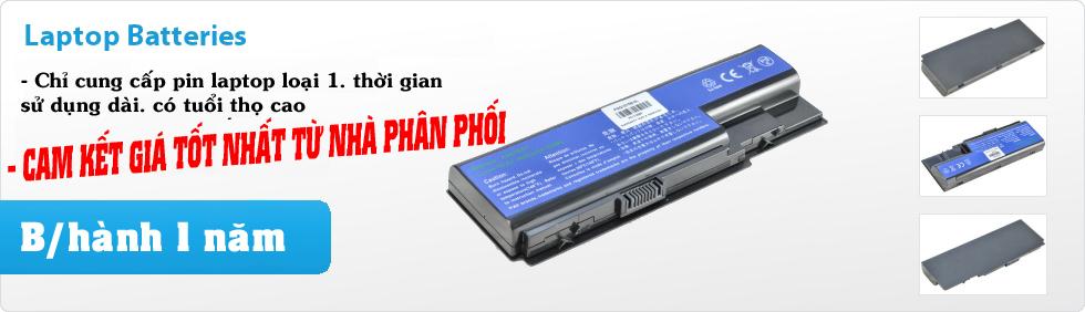 Pin Laptop Chính Hãng