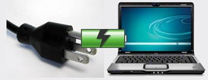 laptop không sạc được pin