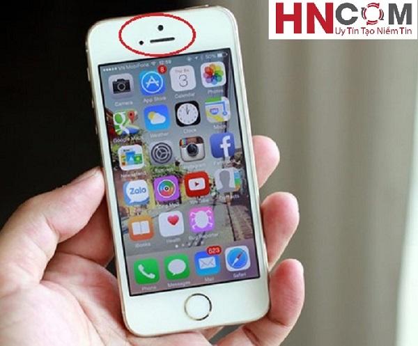 Sửa lỗi iPhone 6/6 plus/6s/6s plus mất cảm biến ánh sáng