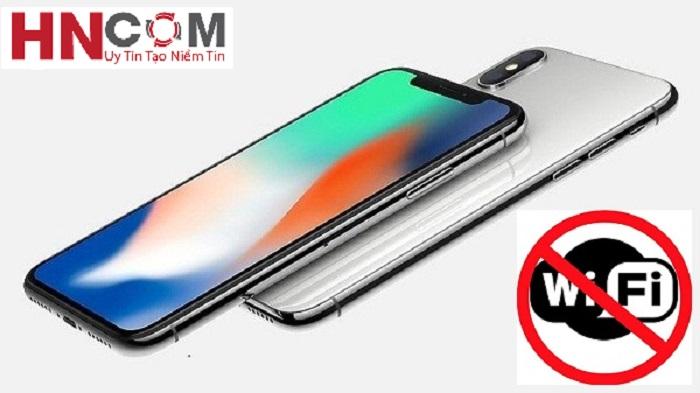 Sửa, thay IC wifi iPhone X
