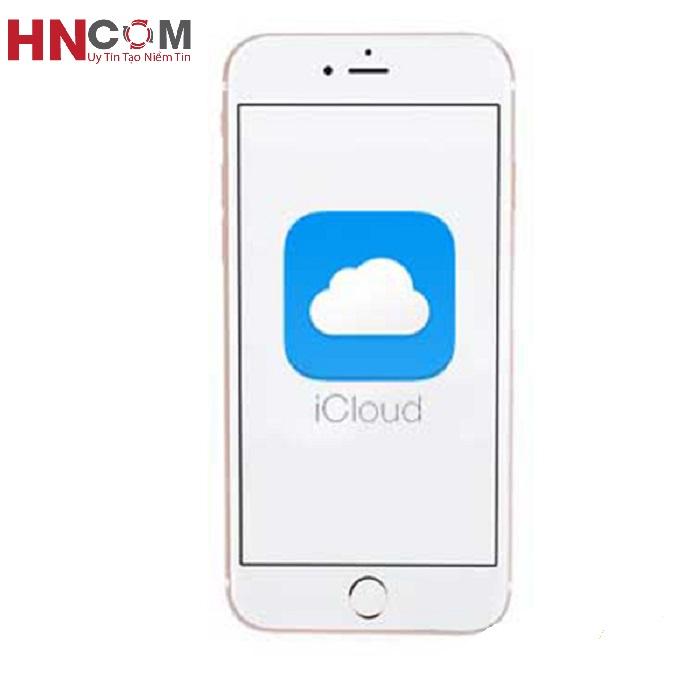 Sửa iPhone 7/7 Plus mất iCloud