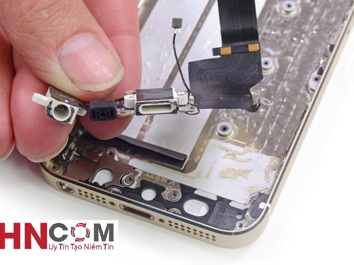 Sửa iPhone X hỏng Micro