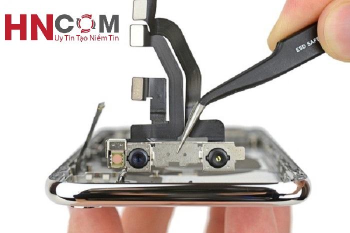 Thay camera iPhone X Plus